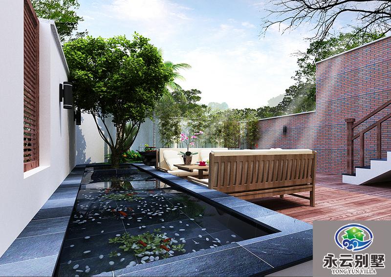 别墅花园设计前期规划