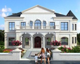 5款浪漫而庄严的法式别墅,每一款都爱不释手