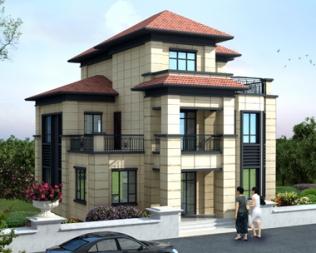 最美乡村小别墅设计图12款,50w能建出来,好看到极致!