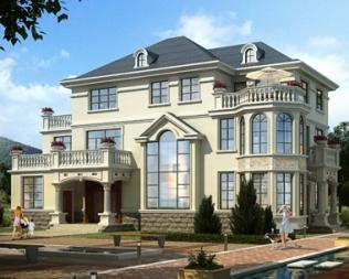 3款占地180平方米豪华别墅设计图,舒适与品味兼具的别墅