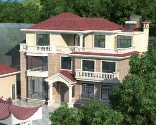 别墅设计怎样做好花园设计,这样做就能美到极致