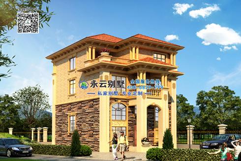 私人定制别墅设计效果图,惊艳的颜值让人流连忘返