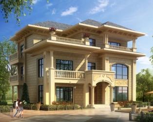 设计别墅和普通住房要区别对待