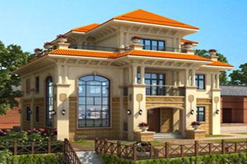 【恩施别墅设计公司】-专业农村自建别墅设计图纸定制-恩施建筑设计院