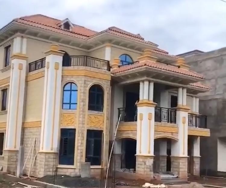 【视频】AT1817三层简欧式别墅真实施工案例