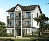 AT985三层新农村自建房住宅带车库房屋设计图纸 10m×13m