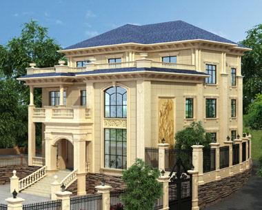 【厦门别墅设计公司】-专业农村自建房屋设计图纸定制-厦门豪宅设计