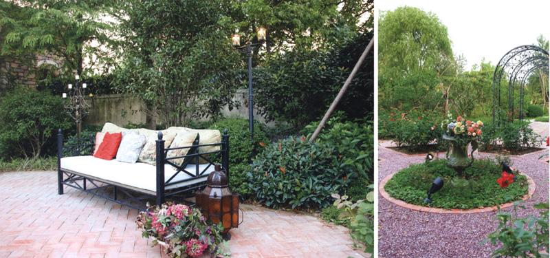 别墅花园设计要点